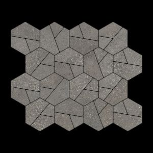 Décor Craft Cement Decorative Terrazzo Collection Porcelain Tile Matt 30 x 30cm, 10mm thickness