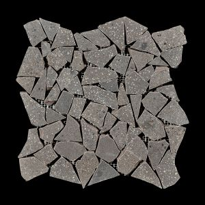 Décor Gemstone Cement Decorative Terrazzo Collection Porcelain Tile Matt 30 x 30cm, 10mm thickness