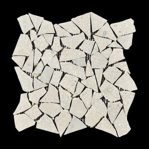 Décor Gemstone Limo Decorative Terrazzo Collection Porcelain Tile Matt 30 x 30cm, 10mm thickness