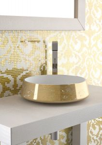EXTE Lux Countertop Wash Basin