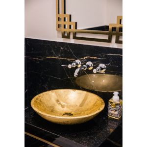 Circus 50 Countertop Wash Basin