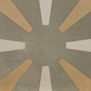 Encaustic 6 Decorative Cement Collection Porcelain Tile Matt 20 x 20cm, 10mm thickness