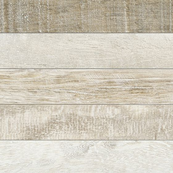 Timber White Wood Effect