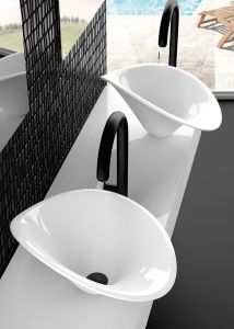 FLOwer Countertop Wash Basin