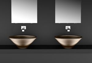 TEKNO Meta Countertop Wash Basin